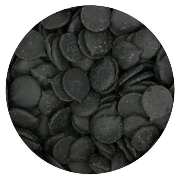 Funcakes Deko Melts Schwarz 250g