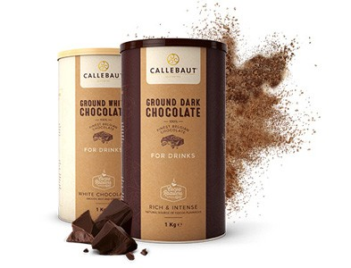 Callebaut Trinkschokolade Dark Chocolate 1kg