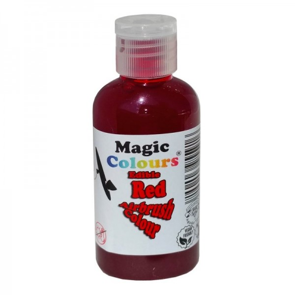 Magic Colours Airbrushfarbe Rot 55ml
