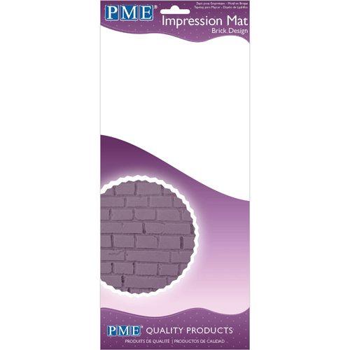 PME Impression Mat Brick / Steine