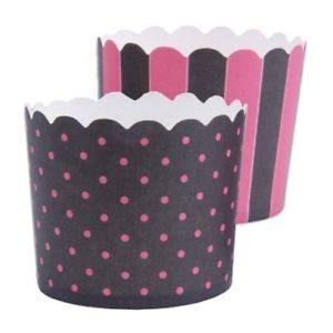 Städter CupCake Cup Maxi Punkte/Streifen 12 Stück