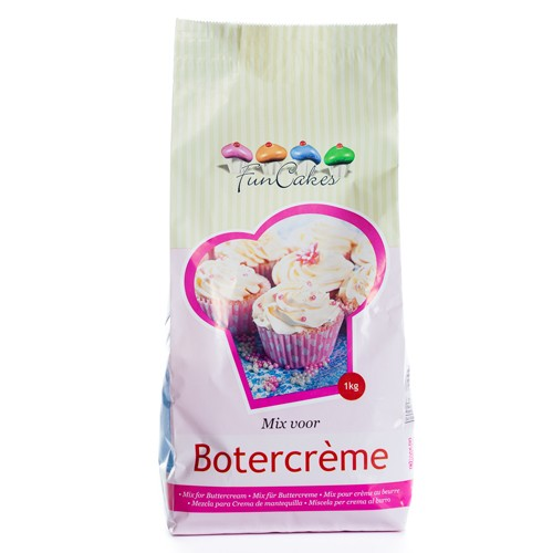 FunCakes Buttercreme Mix 500 G