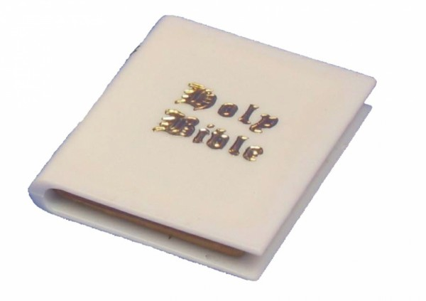 Kommunion Miniatur Bibel
