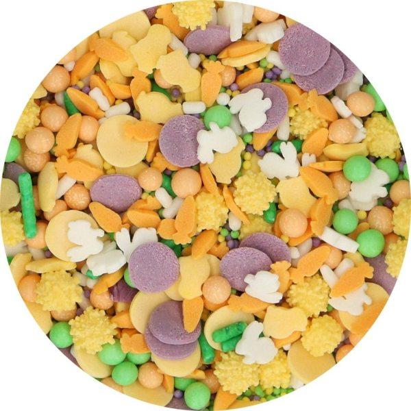 FunCakes Sprinkle Medley -Happy Easter- 65g