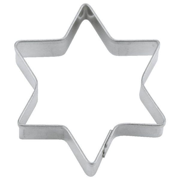 Mini Stern Ausstechform 3,5cm