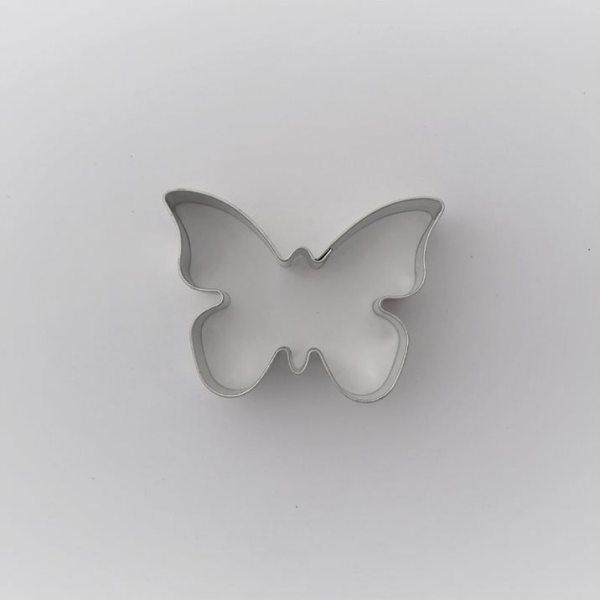 Schmetterling, Ausstechform 6,5 cm