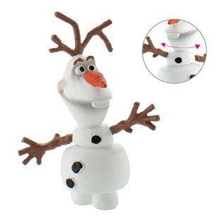Disney Figur Frozen - Olaf