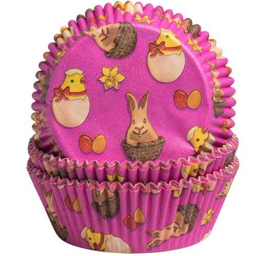 Muffinbackförmchen Ostern - 60 Stück