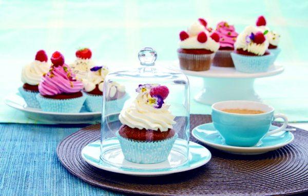 Städter Muffin / Cupcake -Backform antihaft