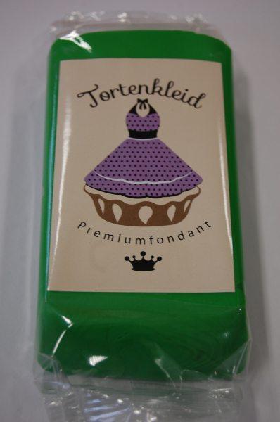 Tortenkleid Rollfondant grün 250g MHD