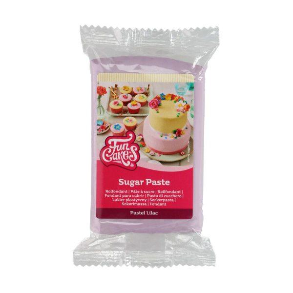 Funcakes Rollfondant (Pastell Flieder / 250gr)